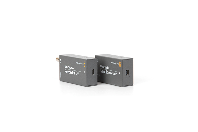 Blackmagic UltraStudio Mini Recorder + UltraStudio Recorder 3G_03_klein